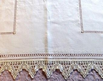 irish lace curtains