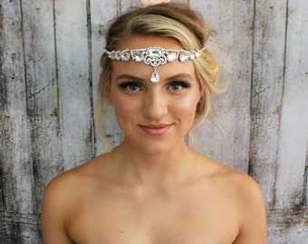 Bridal Hair Jewelry, Wedding Hair Accessories, Bridal Hair Clip, Bridal Tiara, Wedding Headpiece, Bridal Headpiece, Crystal Headpiece