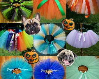 Dog Tutu - Dog Costume - Dog Halloween Costume