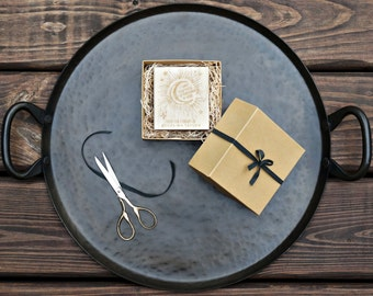 Personalized Stamp Gift Wrap