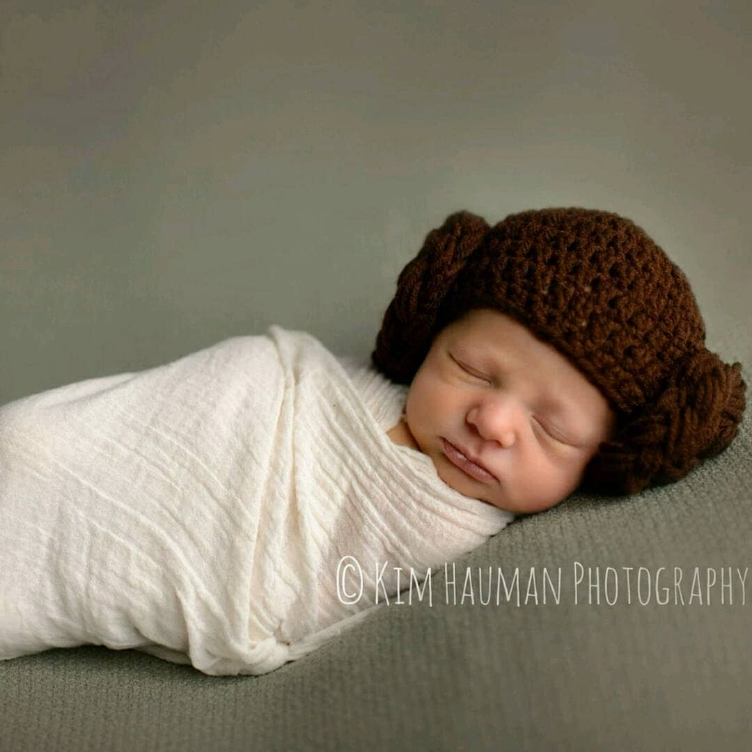 Princess leia crochet baby hat pattern manet for baby princess leia star wars crochet hat bankloansurffo Choice Image