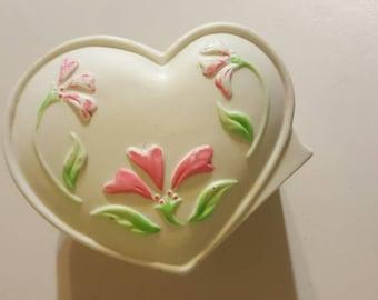 Floral Porcelain arrangement