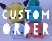 Custom Order RESERVED FOR jenniimmll