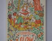 2017 Slow Food Calendar PRE-ORDER