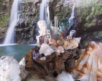 "Crystal Garden A Garden of ""Light"" that Creates Positive Energy for Home or Office..."