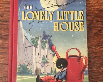 The Lonely Little House Edward L Simmons Vintage First Edition Children's Book