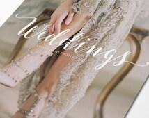 HALF OFF SALE Wedding Photographer Marketing Template - Wedding Photography Welcome Guide Template - Bliss - 1494