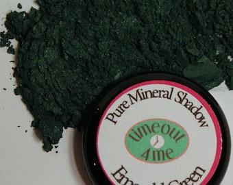 Green Shades of Mineral Eye Shadow/Eyeliner