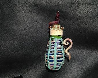 Grenade jar