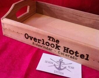 The Overlook Hotel - Tea Tray