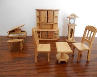 Sly image inside printable dollhouse furniture