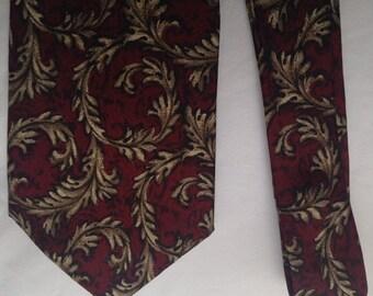 Bert Pulitzer Silk Tie