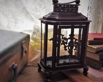 Dark Vintage Lantern