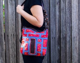 Urban Legend (BF0018.) - Hilltribe Shoulder Bag