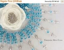 10%off weekend sale 35 pcs crystal rosaries, First communion favors Recuerditos Bautizo 35pz/ Mini Crystal Rosary Baptism Favors 35 pcs