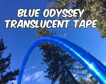 Blue Odyssey Specialty Taped Practice Hoop -  By Colorado Hoops