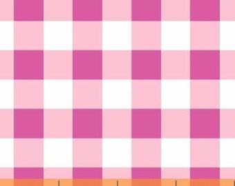 Check - Dark Pink by Windham Fabrics (29397-4) Cotton Fabric Yardage