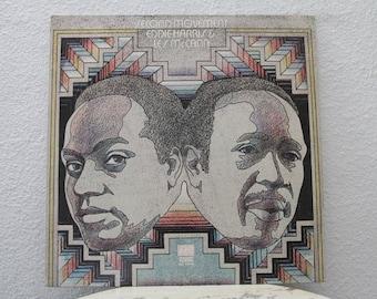"Eddie Harris & Les McCann - ""Second Movement"" vinyl record"