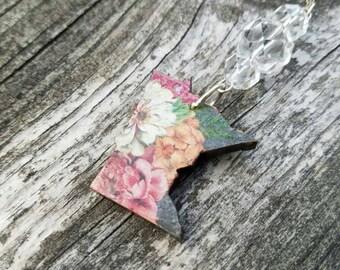 Handmade Minnesota Necklace