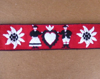 Hearts and Flowers Trim