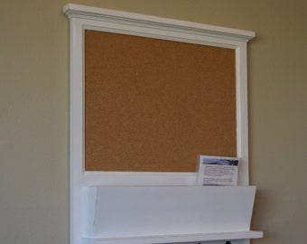Cork bulletin Board, Mail organizer, Message board
