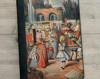iPad , iPad Air or iPad Mini Case - Off With Her Head - Alice in Wonderland - Illustration