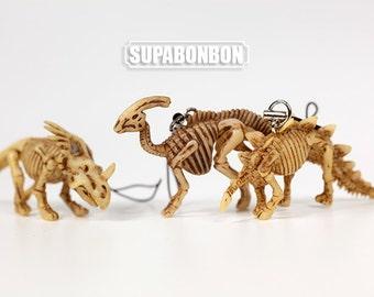 1 pcs Decoden PVC Pendant Charms Dinosaur Pendant Charms Miniature 6-7cm CN843