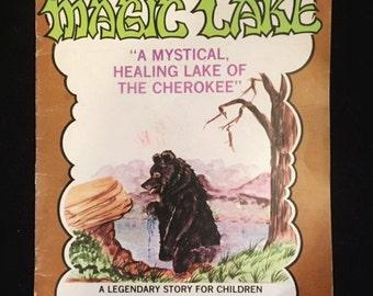 Child's book - The Magic Lake
