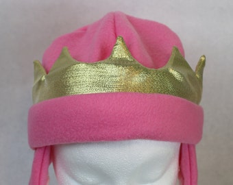 Princess Fleece Hat (Baby, Child, and Youth Sizes)