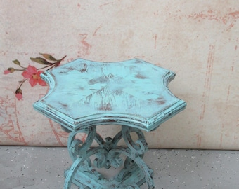 Shabby Chic X Side Table