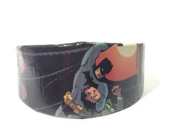 Batman Comic Book Headband