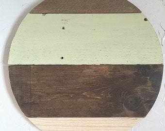 """16"""" Wood Round"""