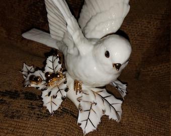 Lenox Classic Chickadee Bird