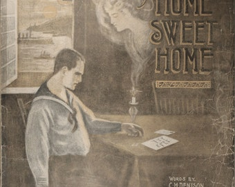 "1913 Sheet Music Test Folio, ""Have You Forgotten, Marguerite?"", ""Someone Is Waiting At Home, Sweet Home"" And Two Others"