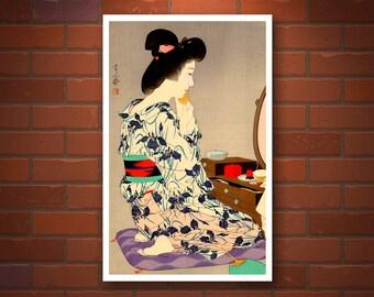 Japanese fine art nudes