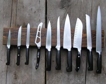 Magnetic Knife Rack, Knife Holder - Bocote
