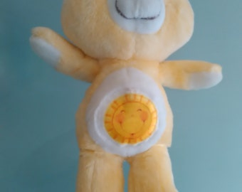 care bears teddy vintage toys plush bear