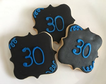 Milestone cookies