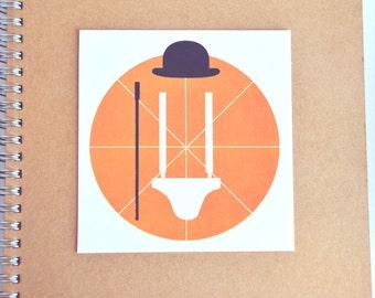 The Clockwork Orange Stickers