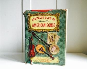 1952 Fireside Book of Favorite American Songs