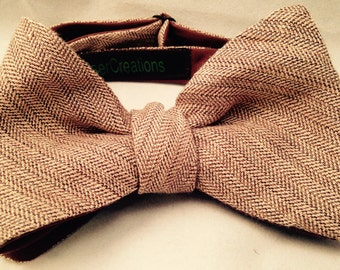 Freestyle bow tie