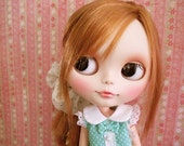 OOAK Blythe Custom by Asella and Cyrielle - REDUCE