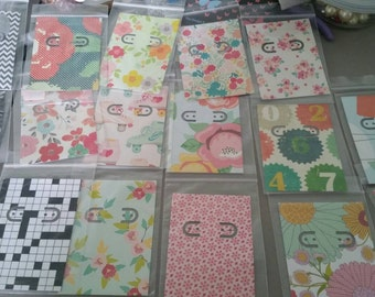 100 Earring Cards