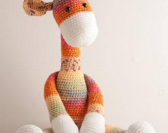 Ready to ship! Joy the Giraffe