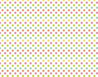 Small Dot Fabric by Riley Blake