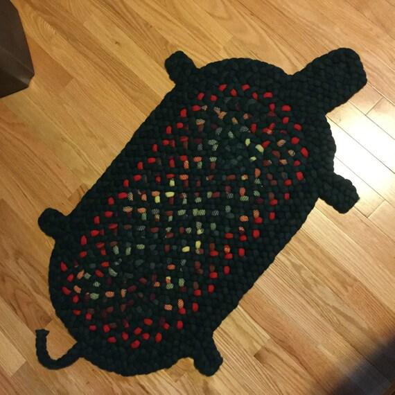 Large Turtle Rug