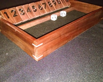 Shut the Box - A Dice Game