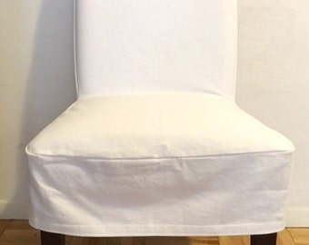Custom Parsons Chair Slipcovers By Customchaircoverings On