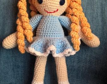 Lalaloopsy doll style