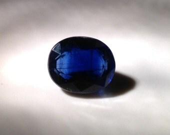 4 Carat Blue Kyanite 8x10mm Natural Nepalese Gemstone